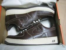 RARE Deadstock Nike Air Force 1 2004 Premium Baroque Brown One Sz 12 309096 211