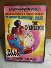 Deep Jaws & The Dicktator - Something Weird Video DVD Special Edition