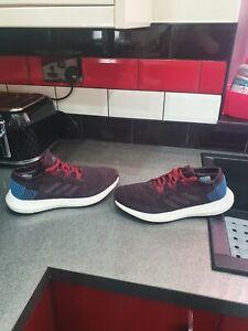Adidas Pureboost Go Trainers Size Uk 8