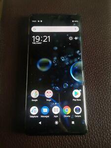 Sony Xperia XZ3 - 64GB - Black (Unlocked) Mint conditions