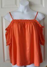 New. Ladies H&M cold shoulder blouse size XL.