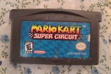 Mario Kart Super Circuit (Nintendo Game Boy Advance, 2001) - Game Only -