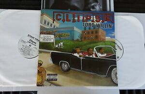 CLIPSE LORD WILLIN' LP VINYL ALBUM PREOWNED CLW1