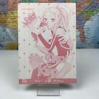 SHIPS SAME DAY MY ONLY KING Book Graphic Novel Manga Yaoi Rare Romance Mature