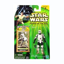 STAR WARS POWER OF THE JEDI Scout Trooper (battle damaged) MOC