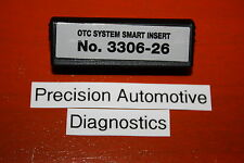 OTC-3306-26 Smart Insert Ford UBP #1 Genisys Determinator Scanner Cable System