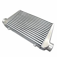 """3"""" Inlet&Outlet Universal Tube&Fin Intercooler 25x12x3"""