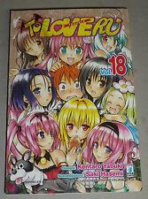To Love Ru n. 18 - Hasemi Saki, Kentaro Yabuki - Edizioni Star Comics