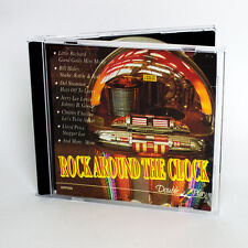 Rock Around The Clock - Bill Haley, Little Richard, Fats Domino - musik cd album