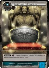 4x Stone Bowl of Buddha - CMF-055 - U M/NM Force of Will FOW