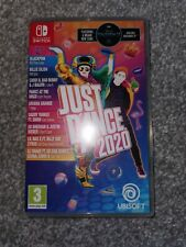 Nintendo Switch juegos just dance 2020