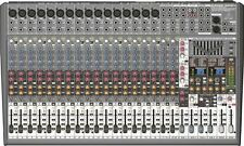 Behringer SX2442FX Eurodesk 24 Channel - 4 Bus Mixer