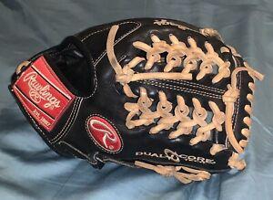 "Rawlings Heart of The Hide Dual Core 11.5"" Baseball Glove RHT"