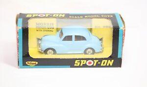 Spot On Triang No 289 Morris Minor 1000 In Its Original Box - Near Mint 1960s