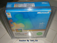 MS Microsoft Office XP Professional Full Retail Licesned for 2 PCs =SEALED BOX=
