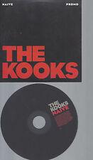 CD-THE KOOKS NAIVE --PROMO