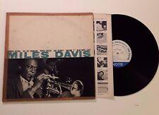 "MILES DAVIS VOLUME 2 BLUE NOTE 1502 US MONO  DG heavy pressing RARE  RVG ""ear"""