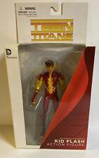 Kid Flash Teen Titans New 52 Action Figure Dc Comics Collectibles