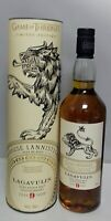 GAME OF THRONES LLANISTER- LAGAVULIN 9 JAHRE LIMITED EDITION