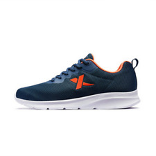 Blue Orang Men's Shoes Sneakers Breathable Casual Shoes Running Shoes Men US 9.5