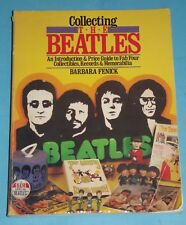 Book 1984 Collecting THE BEATLES Barbara Fenick Introduction & Price Guide