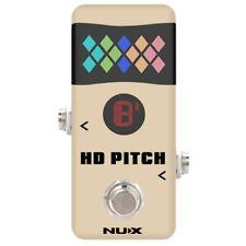 Nux Ntu-2 HD Pitch Tuner Pedal