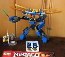 LEGO Ninjago #70754 Electromech Two  Minifigures With Instructions and Box