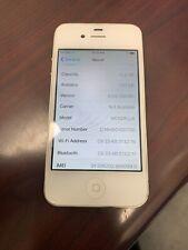 Apple iPhone 4s - 16GB - White A1387 (CDMA + GSM)