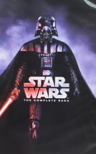 Star Wars: The Complete Saga Box Set Blu-ray Disc, 2011, One Disc Skips Like New