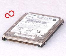 "2,5"" 6.35cm 40gb pata IDE disco duro hard disk Fujitsu mhr2040at 4200u/m o603"