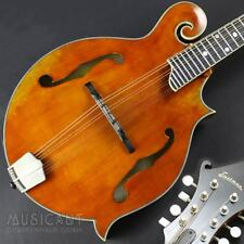 Eastman Md515/v Varnish F-style Bluegrass Mandoline Vollmassiv