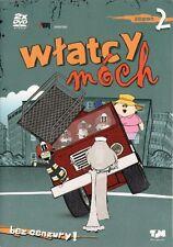 Wlatcy moch: Sezon 2 (DVD 2 disc) aminacja POLSKI POLISH