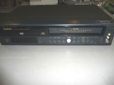Symphonic WF802 Combo VCR DVD Player - No Remote- FREE SHIPPING