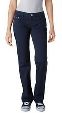 GAS blue trousers pants jeans style pantaloni lunghi blu donna sz. 27 40/42 BNWT