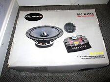 Almani 500 watt high performance component speaker system ALS-609