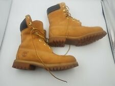 Timberland Brown Men High Top Boots  Size 85M 6330037