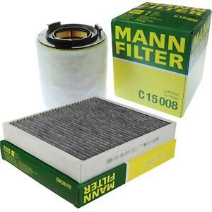 MANN-FILTER PAKET Seat Ibiza V ST 6J8 1.2 TSI 1.4 Toledo IV KG3 1.6 TDI 6J1