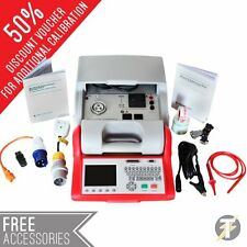 Seaward Supernova Professional Elite Bench PAT Tester KIT73 w/ Free Accessories