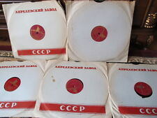 """RACHMANINOV conc # 3  ORMANDI  5 x 12""""  78 rpm 014403-11 , 014484"""