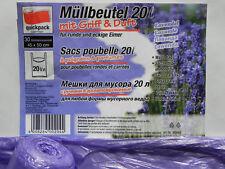 Müllbeutel,Mülltüten,Bio-Beutel,Mülleimer,Abfallbeutel mit/ohne Duft 10-30 L