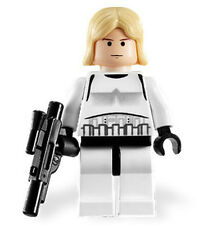 NEW LEGO STAR WARS LUKE SKYWALKER MINIFIG Stormtrooper Disguise minifigure 10188
