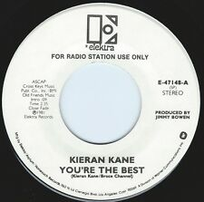 KIERAN KANE You're The Best / Finishing Touches ((**NEW 45 DJ**)) from 1981