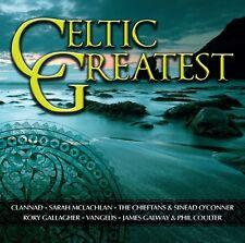 CELTIC GREATEST 2 CD NEU VANGELIS/LISA LYNNE/BRIAN KENNEDY/CANTARA/+