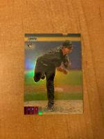 2020 Topps Stadium Club - Zac Gallen #262 Chrome Refractor Rookie DIAMONDBACKS