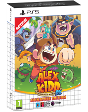 Alex Kidd in Miracle World DX PS5 Signature Edition Neuf sous bli