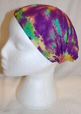 New Tie Dye Hair Band Wrap - Nepal Fairly Traded Ethnic Ethical Boho Bandana