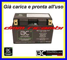 Batteria al Litio LIFePO4 YAMAHA YZF-R6 600 15>16 BC Battery MotoCell 2015 2016