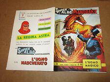 MANDRAKE SUPER ALBO N°102 SETTEMBRE 1964 EDIZIONI SPADA