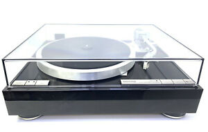 KENWOOD KD-8030 Quartz Turntable Direct Drive Hi End Vintage 1990 NEW NEVER USED