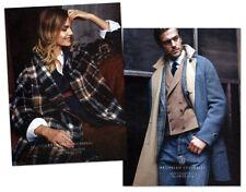 BRUNELLO CUCINELLI Fall 2018 Womenswear & Menswear LOOKBOOKS Jason Morgan